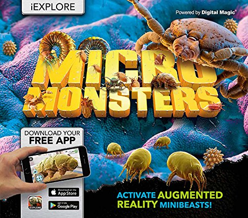 Micro Monsters: Activate Augmented Reality Minibeasts! (iExplore)