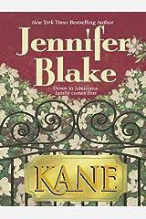 KANE (Louisiana Gentlemen Book 1) Kindle Edition