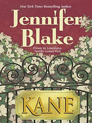 book cover of Kane