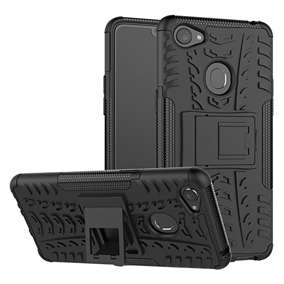 new arrival c0793 93969 Amazon.com: Oppo F7 Hybrid Case, Oppo F7 Shockproof Case, Dual Layer ...