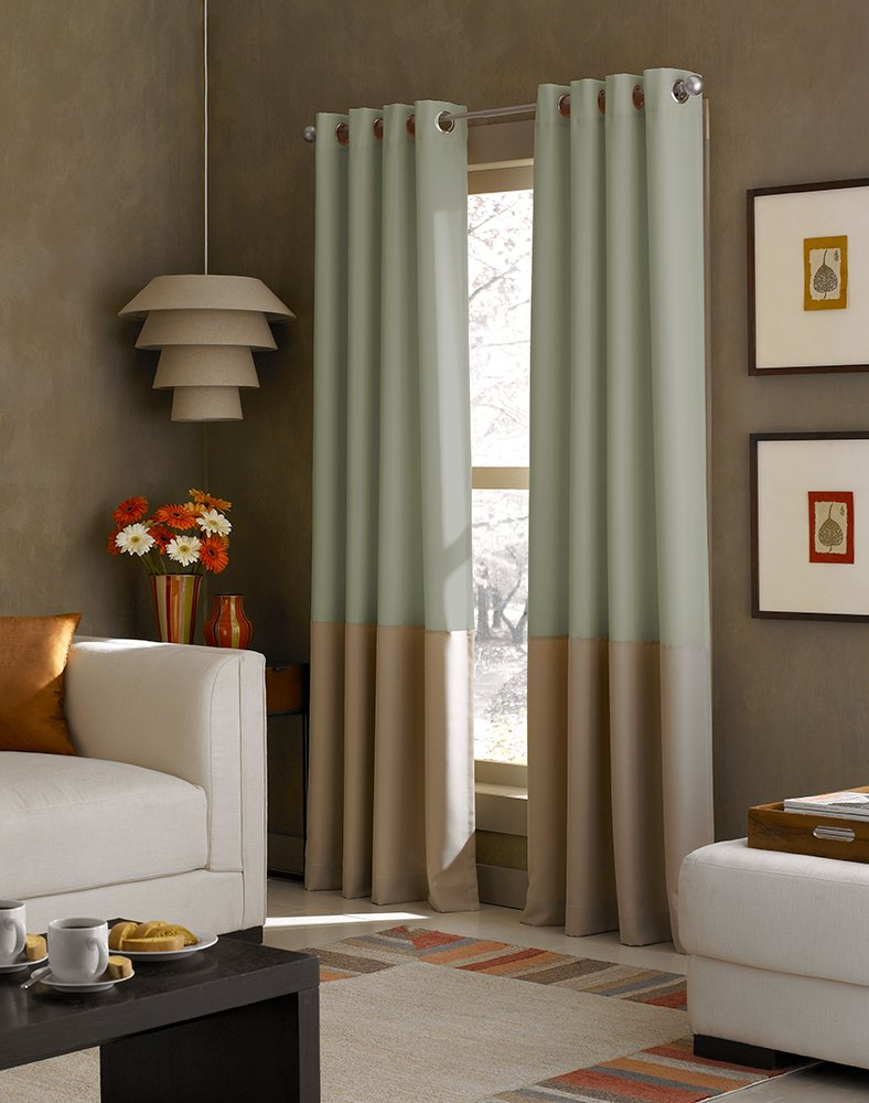 with rods linen can from the hang inside that grommets panel curtains hanging valances ceiling how you and curtain panels sheers rod go window blackout sheer high sizes frame