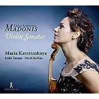 Violin Sonatas Maria Krestinskaya Buy MP3 Music Files