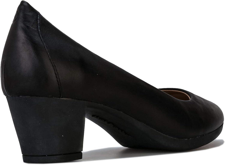 Hush Puppies Womens Lacara Closed Toe Heels
