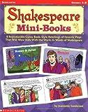 Shakespeare, Jeannette Sanderson, 0439366011