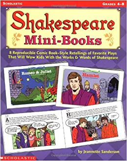 Amazon com: Shakespeare Mini-books (9780439366014