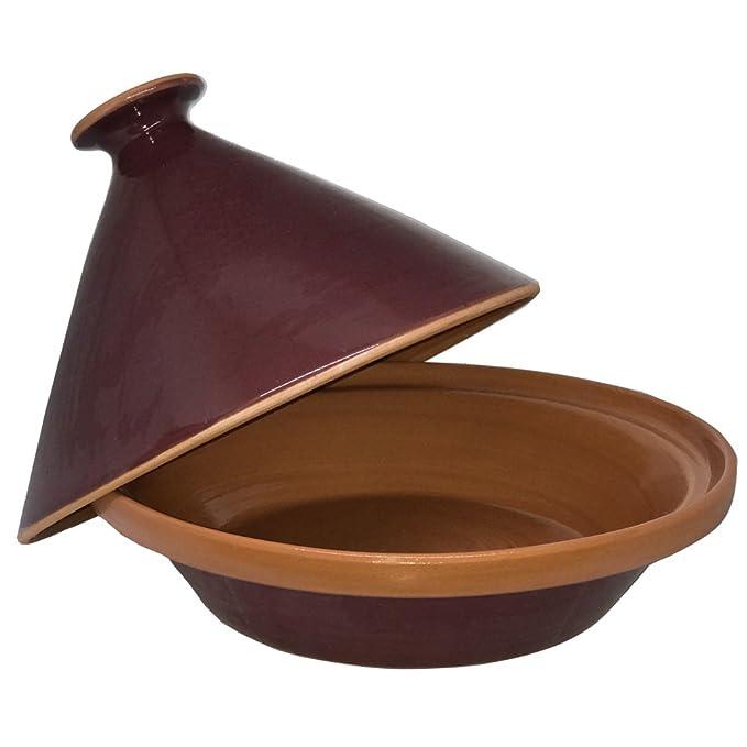 Tajín de Tajín Tajín de artesanía para vitrocerámica o horno ...