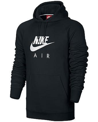the best attitude 33d1b d2813 Nike Herren Air Heritage Fleece Hoodie, Kapuzenpullover