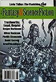 Fantasy & Science Fiction (print edition)