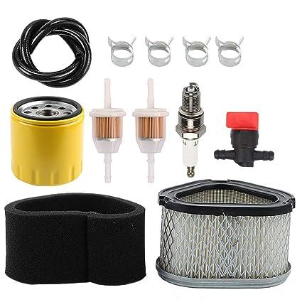 Air Oil filter Kit for Kohler Command Pro CV11 CV13 CV14 CV15 CV16 12 083 05-S