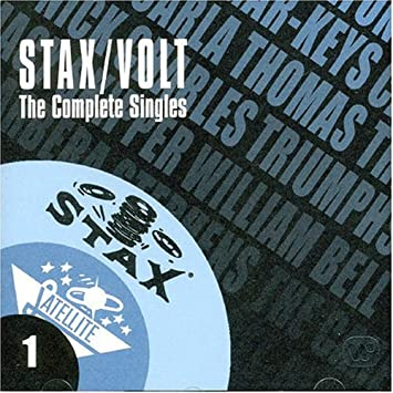 Stax/Volt: The Complete Singles Vol  1: 1959-1961