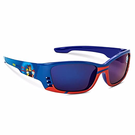 eb52f079e3 Image Unavailable. Image not available for. Color  Paw Patrol Nickelodeon  Boys Sunglasses RED BLUE