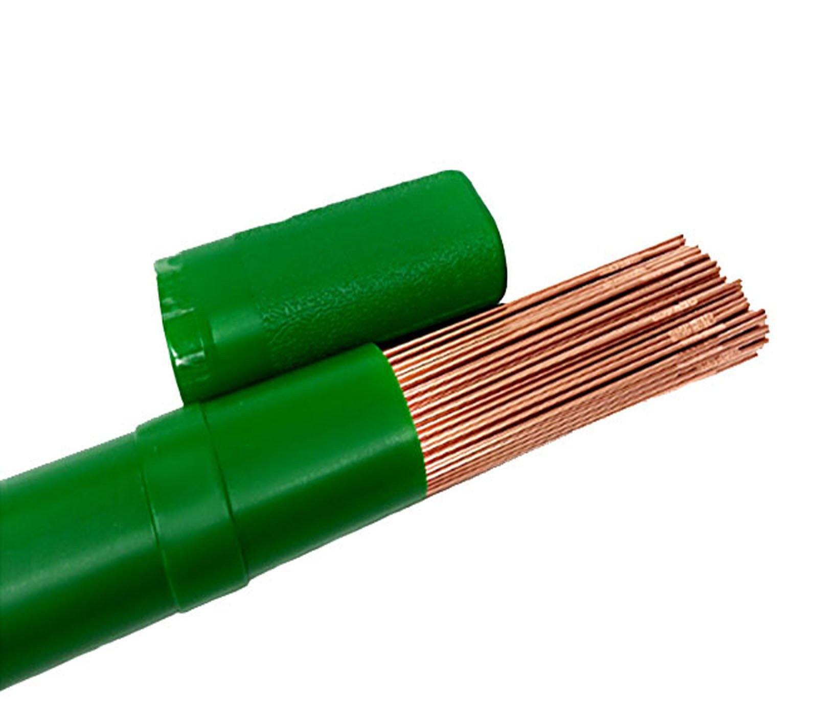 ER70S-6 0.045'' - 1/16'' - 3/32'' - 1/8'' X 36'' Tig Welding Wire rod 10 lb (1/16'') by HYWELD