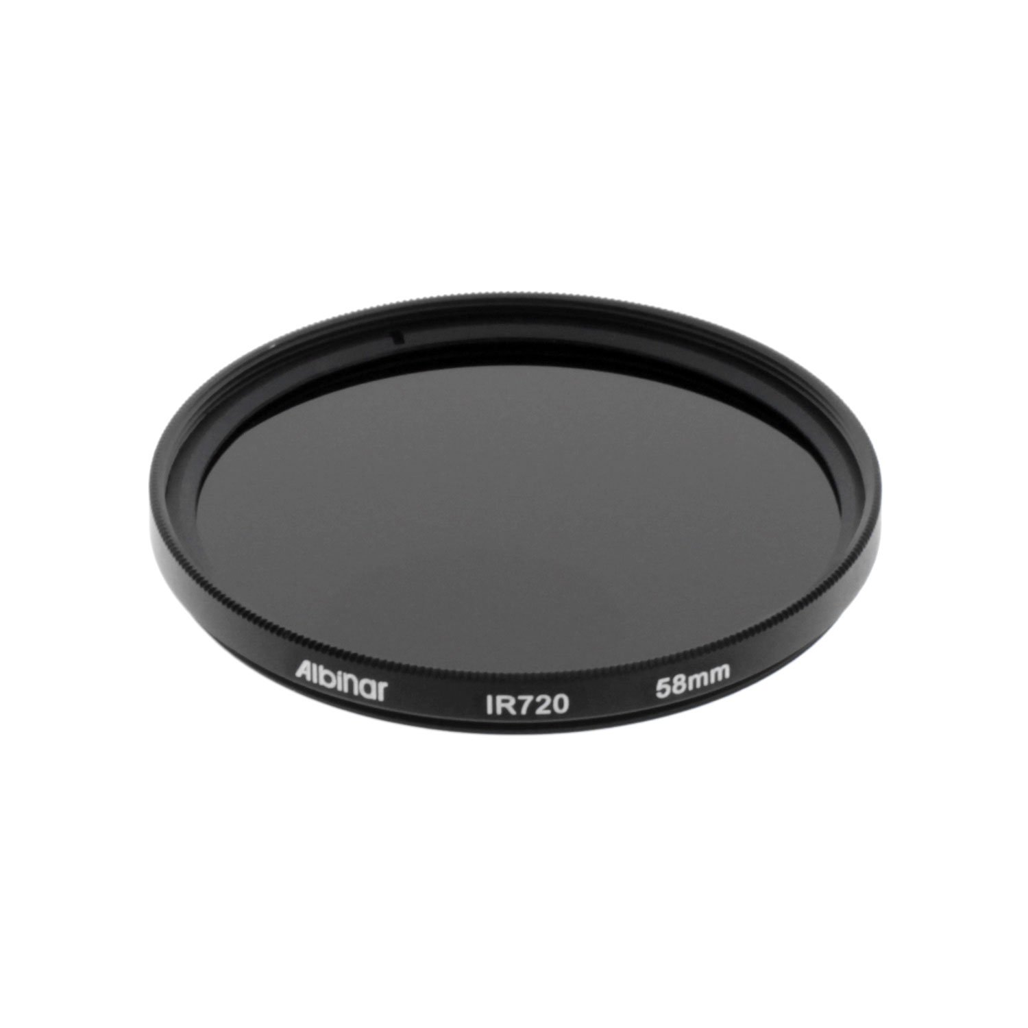 Albinar 58mm Infrared 720nm Digital Pro Glass IR X-Ray Filter Camera Lens by Albinar