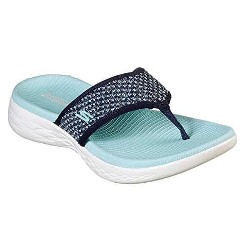 b979da32be7a Skechers On The Go 600 Womens Toe Post Sandals  Amazon.co.uk  Shoes ...