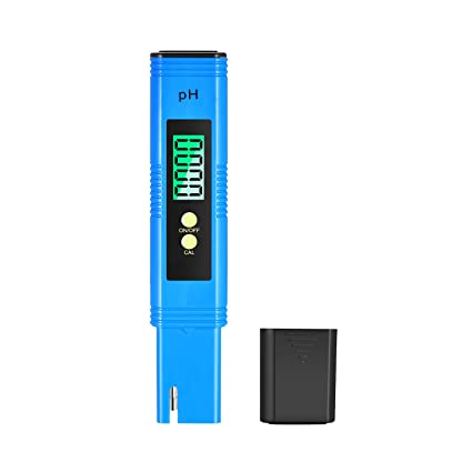 Elegant LOVEBAY Digital PH Meter, Pocket Size 0.01 PH High Accuracy Water Quality  Tester With 0