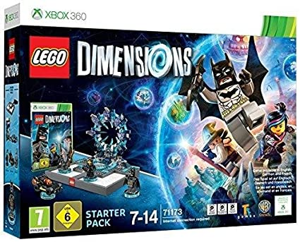 Lego Dimensions Starter Pack Xbox 360 Amazoncouk Pc Video Games