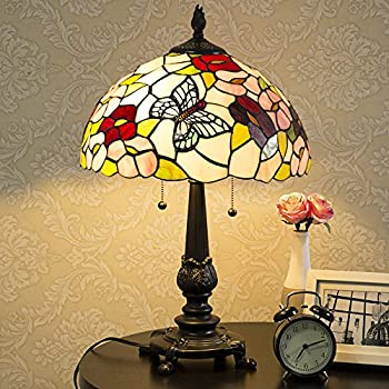 Cloud mountain tiffany style table lamp victorian 2 light with 16 cloud mountain tiffany style butterfly table lamp victorian 2 light with 14 shade mozeypictures Image collections