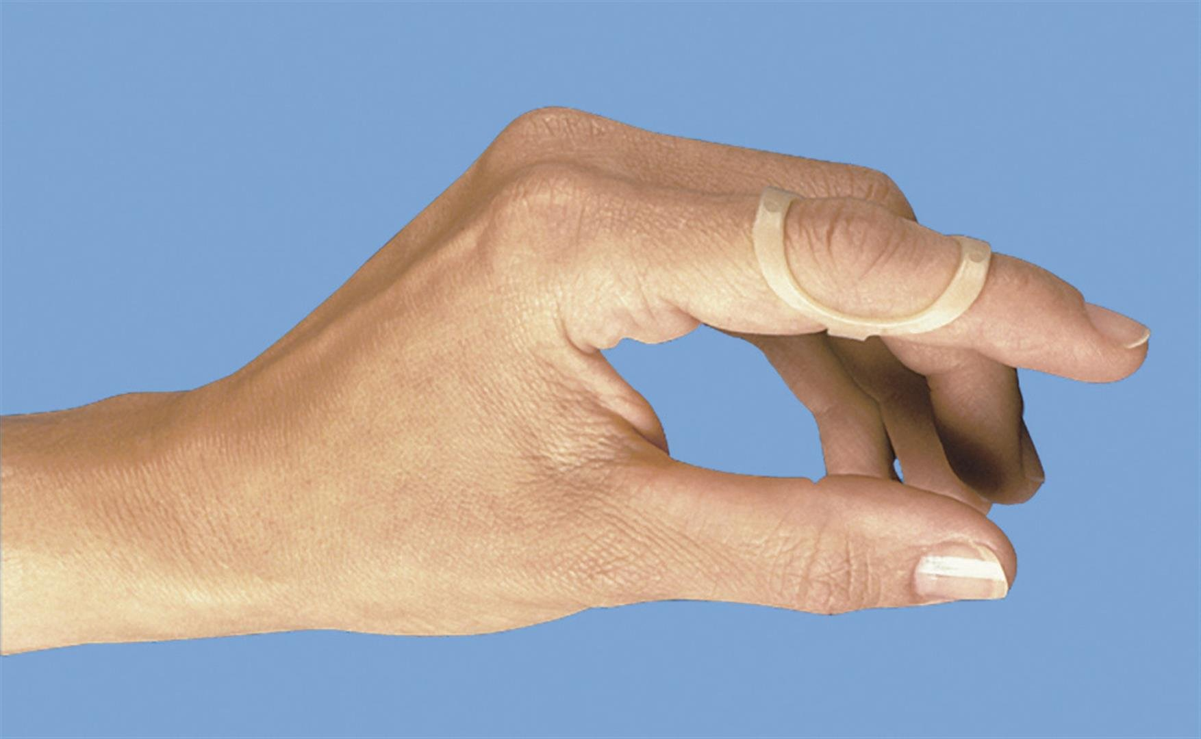 Oval 8 Finger Splints - Size 14 (Pack of 5) by Patterson Medical (Image #4)