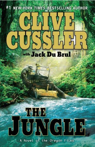 The Jungle (A Novel of the Oregon Files) (Type Jungle)