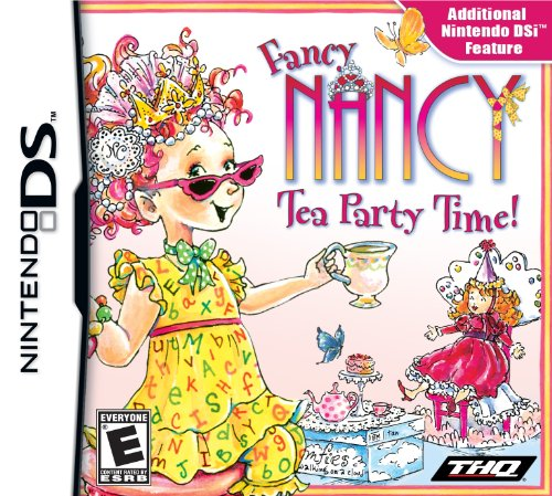 Fancy Nancy: Tea Party Time - Nintendo DS by THQ