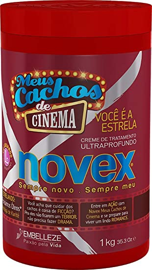 Novex My Curls Movie Star Hair Mask 35oz Pack of 2