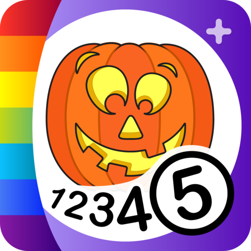 Color by Numbers - Halloween + ()