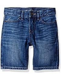 The Children's Place Boys' 5-Pocket Denim Short