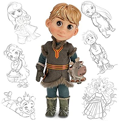 Disney Animators' Collection Kristoff Doll - Frozen - 16 Inch: Toys & Games