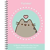 Pusheen 2019-2020 Weekly/Monthly Planner Calendar