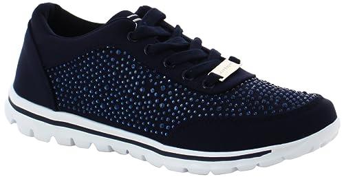 borse Sneaker Donna Scarpe it Laura e Lace Biagiotti Amazon f6qn4T8w