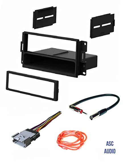 61U8OHd6mnL._SY587_ amazon com asc audio car stereo radio dash install kit, wire  at alyssarenee.co