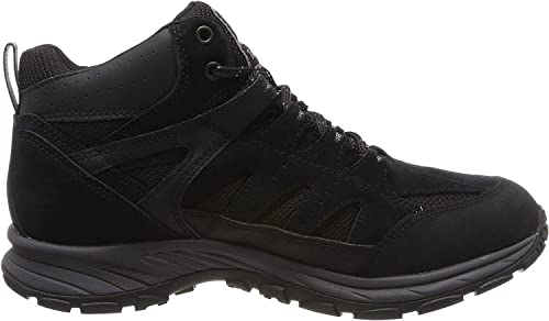 Timberland Sadler Pass Fabric and Leather Mid Gore tex, Bottes Chukka Homme