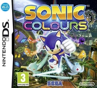 SEGA Sonic Colours - Juego (Nintendo DS, Plataforma, E (para todos)): Amazon.es: Videojuegos