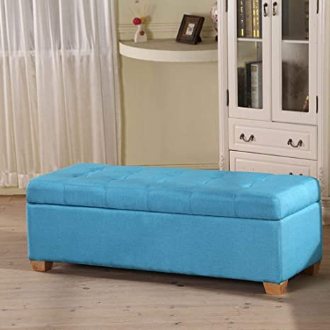 Superb Amazon Com Foot Rest Cloth Storage Stool Storage Stool Lamtechconsult Wood Chair Design Ideas Lamtechconsultcom