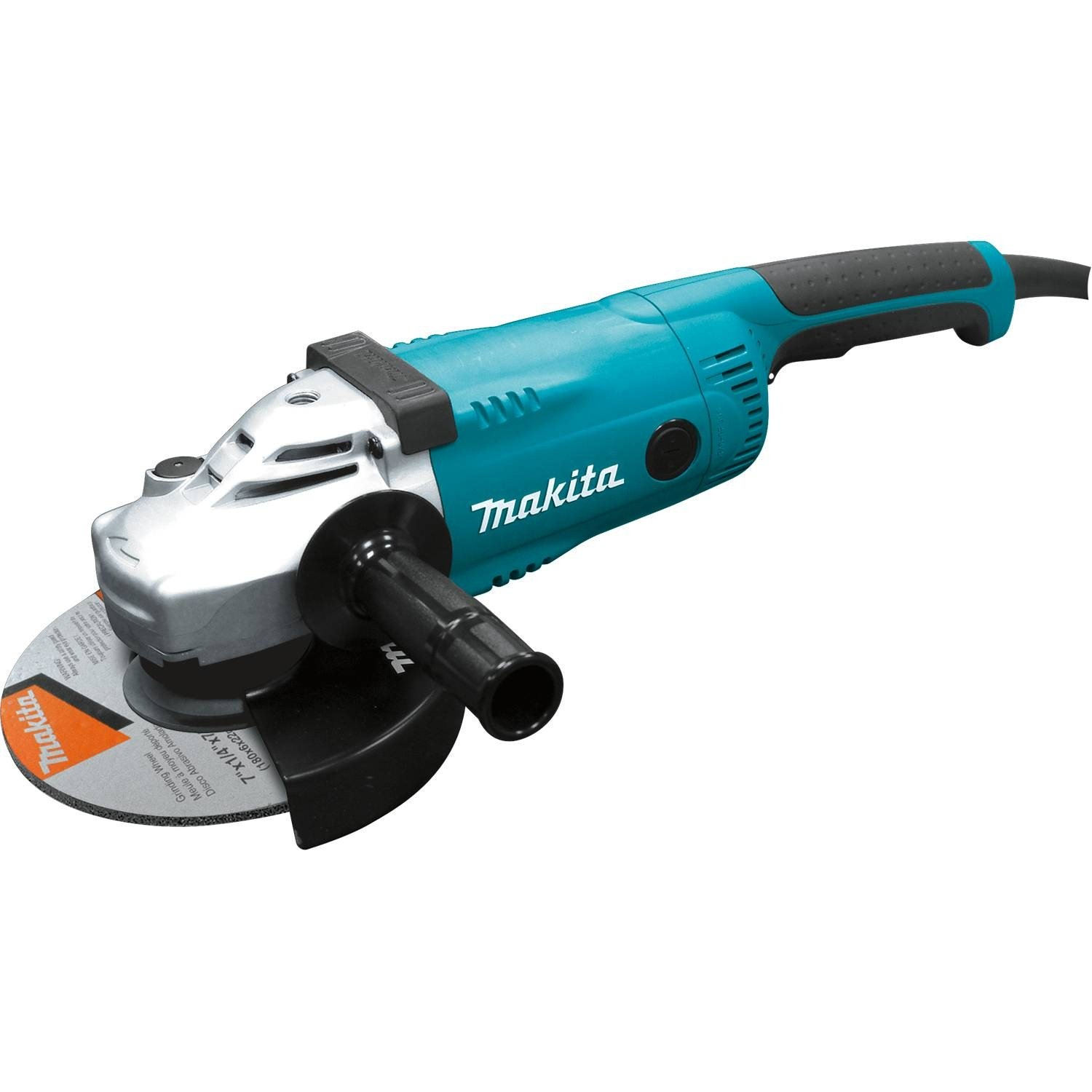 Makita GA7021 7 Angle Grinder, with AC Dc Switch