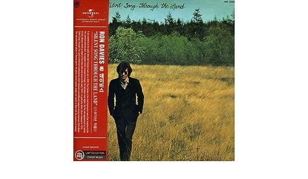 Silent Song Through the Land: Ron Davies: Amazon.es: Música