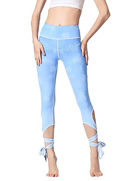 Saoye Fashion Leggins Mujer Deportivos Pantalon Yoga Moda ...