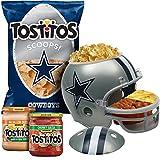 #7: Frito-Lay Ultimate NFL Dallas Cowboys Chips, Dips, & Football Dip Helmet Party Box