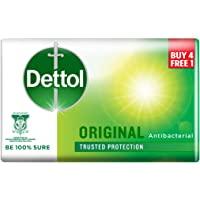 DETTOL BODY SOAP ORIGINAL 100g 4+1