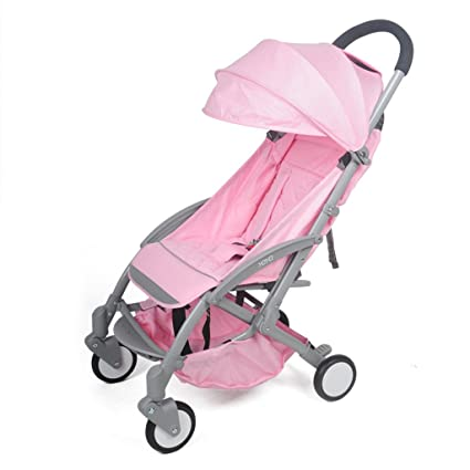 &Carrito de bebé El paraguas plegable ligero del cochecito de bebé puede sentarse el mini cochecito