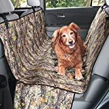 mDesign Camo Pet Car Seat Protector Cover – Deep Forest/Black Review
