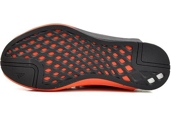 best service 7ecfd d1aa4 Adidas Solar Boost M Chaussures de course noir   rouge   blanc  Amazon.fr   Chaussures et Sacs