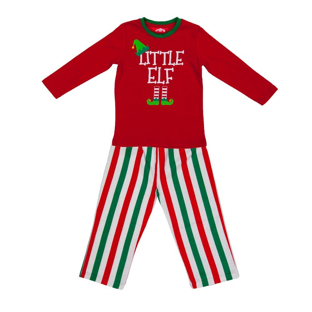 Amazon.com: Top Star Red Pyjamas PJs - Little Elf - 13-14 Years: Clothing