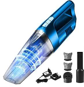 Holife Modelo aplicable: los filtros Originales reemplazables y Lavables aspiradora de Mano (Modelo: HLHM036BW, HLHM036AB).: Amazon.es: Hogar