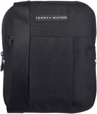 Tommy Hilfiger Saszetka Tommy Cross AM0AM03234002: Amazon.es: Ropa y accesorios