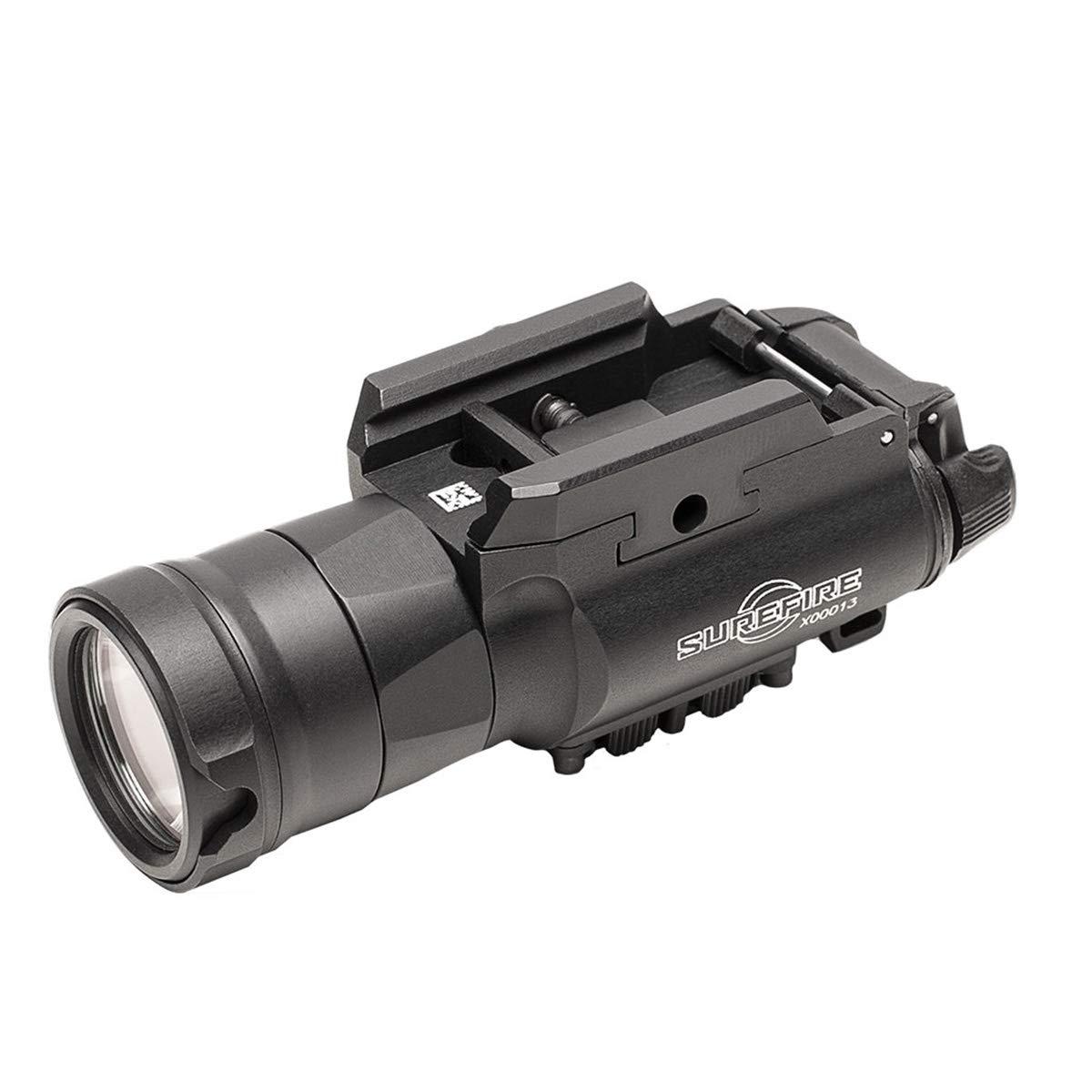 SUREFIRE シュアファイア XH30 LEDウェポンライト/フラッシュライト 1000ルーメン for MASTERFIRE Rapid Deploy Holster【クーポン対象外】 B07QPTWNT2 ブラック