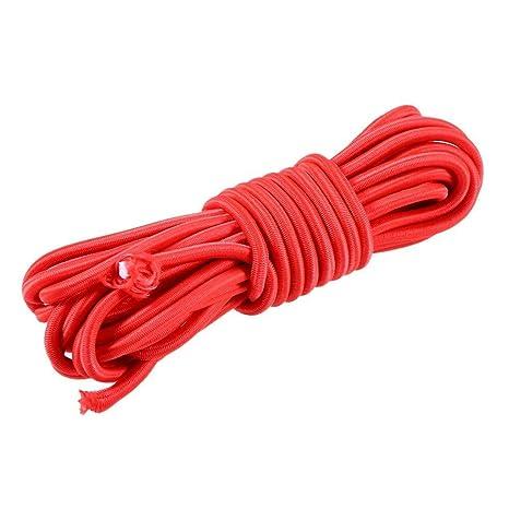 LNNUKc Cuerda elástica de Cuerda elástica de 5 Metros / 5 mm ...