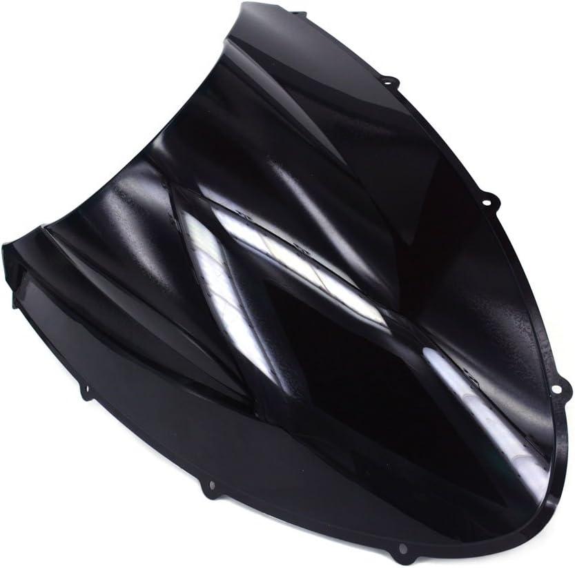 Rapide Pro Noir Moto Pare-Brise Pare-Brise pour Honda Cbr250r CBR 250/R 2011 2013