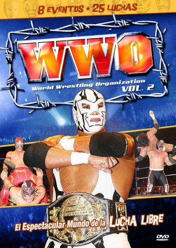 World Wrestling Organization, Vol. -