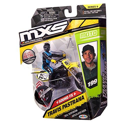 MXS Boys Travis Pastrana SFX Bike & Rider Set by MXS (Image #10)